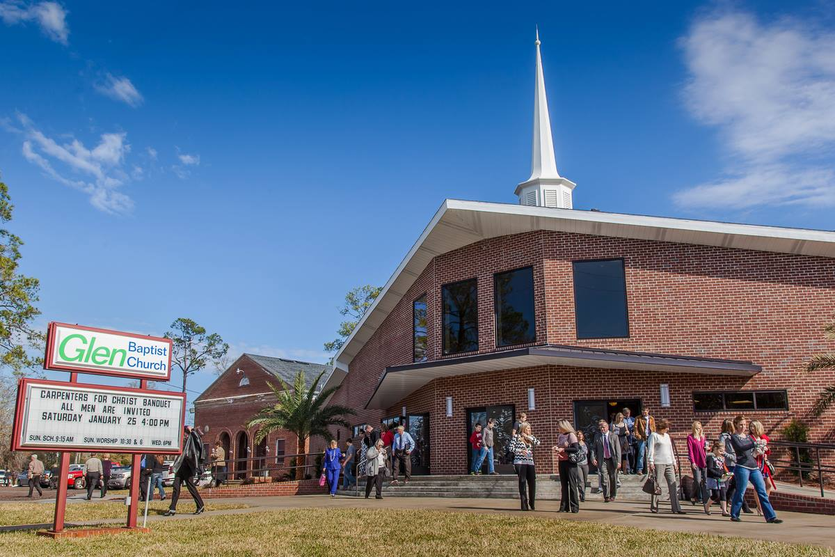Plan a Visit   Glen Baptist Church