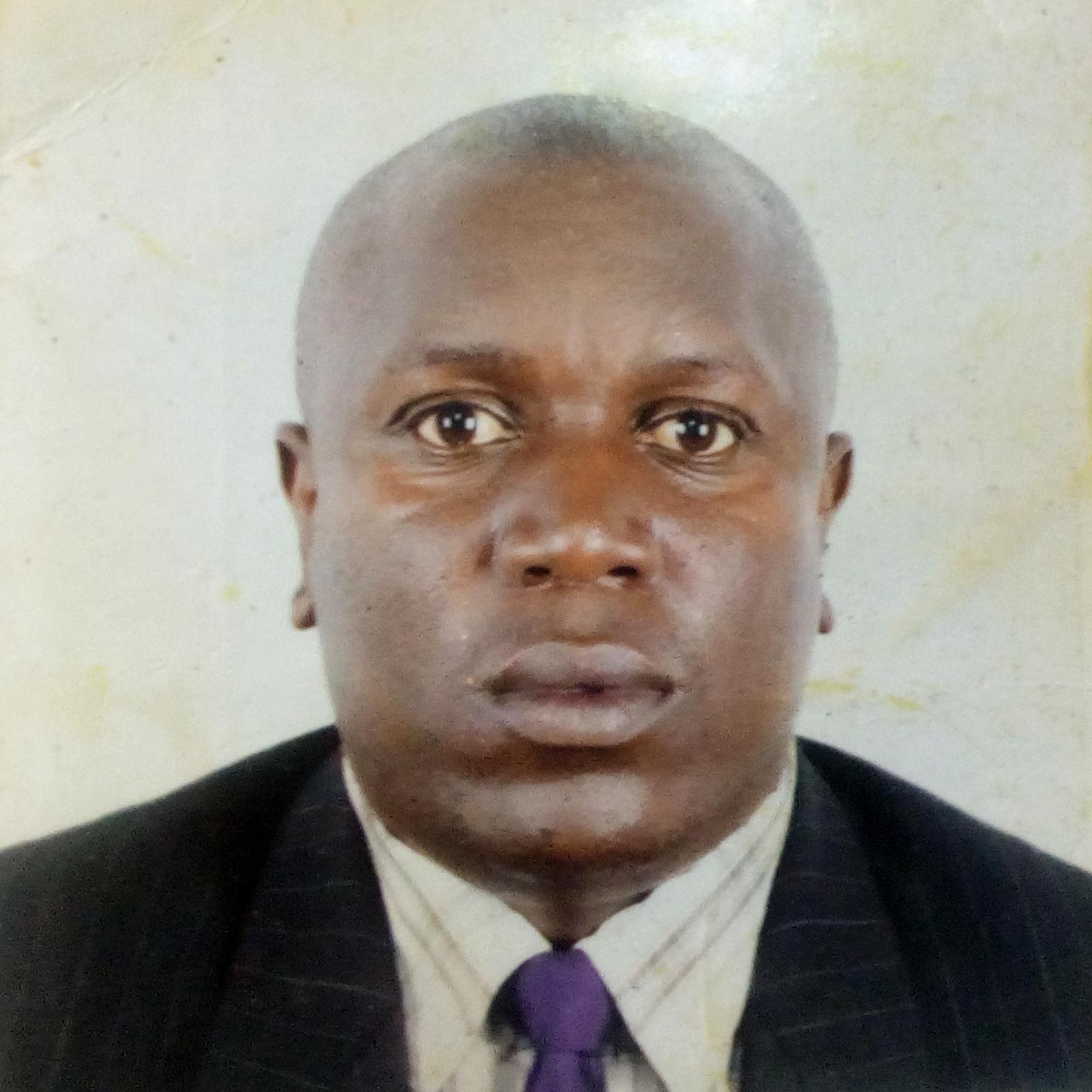 Fredrick Ojiambo
